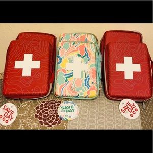 First Aid Supply Cases / NEW